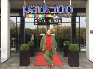 Ed Motta im Park Inn by Radisson Köln City West
