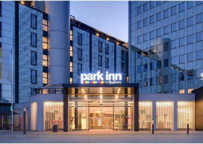 Park Inn by Radisson Koeln City West Aussenansicht