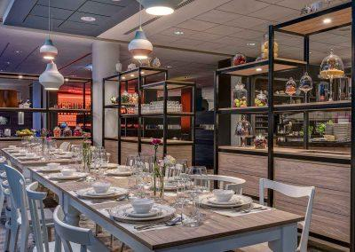 Park Inn by Radisson Koeln City West Restaurant Tafel