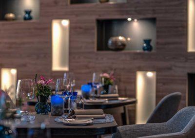 Park Inn by Radisson Koeln City West Restauranttisch