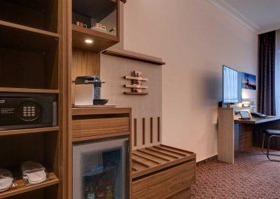 Park Inn by Radisson Koeln City West Standard Zimmer